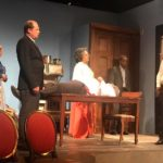 Cotillion of Loss:  Summoning August Wilson's African American Century