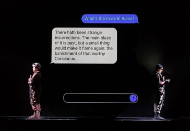 Making Community in the Age of Migration: What Is the Role of Social Media in Contemporary Theatre