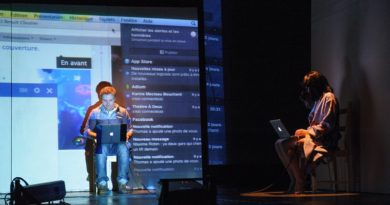 Paradigm Shift: Making Theatre with Social Media