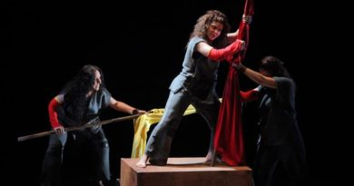 The Spiritual Reformation of Theatrical Practice: Interculturalism and the Modern Times Stage Company