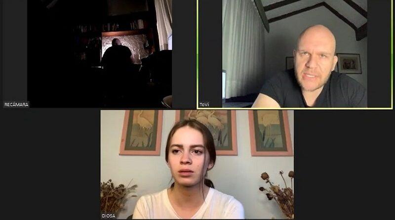 Tercera Llamada #LiveOnlineNow: Notes on a Virtual Theatre Experience