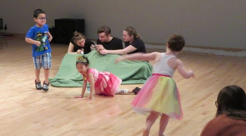 <em>Flight</em> Paths and Theatre for Early Years Audiences