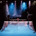 Réinventer les paysages et dessiner les vols au Théâtre de Marionnettes de Porto