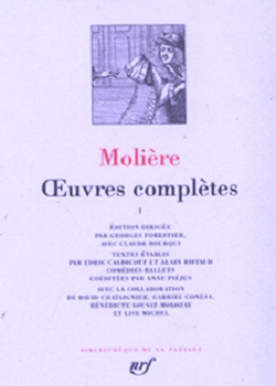 Œuvres complètes de Molière (nouvelle édition) (Complete Works of Moliere) new edition