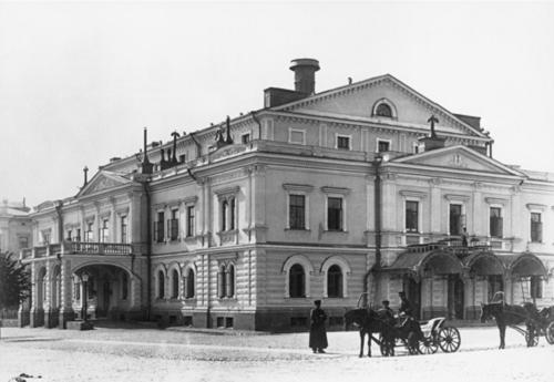 Helsinki, Russian Theatre