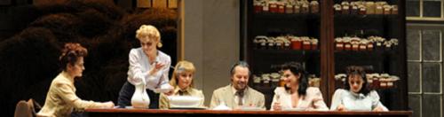 Ladies from Wylka Estate (Panys Wylku), Directed by Alvis Hermanis, Prod. Emilia Romagna Teatro Fondazione/Alvis Hermanis, 2010 © Marcello Norbeth