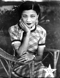 Ruan Lingyu, the tragic story of the most famous actress in the 1920s and 1930s