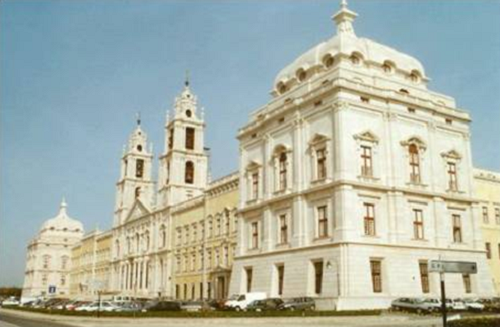 The Convent of Mafra