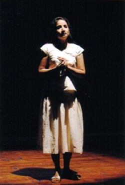 Another scene from 'Sad Story of a Dalit Girl'