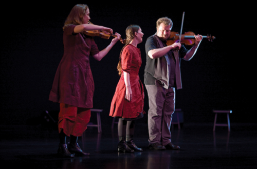 Songs of Ascension, by Meredith Monk © Edinburgh International Festival