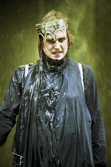 Lars Eidinger in Hamlet (Schaubühne, Berlin)