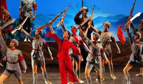 Ballet - The Red Detachment of Women