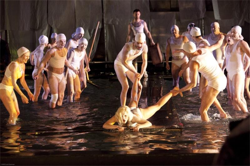 Metamorphosis, directed by Silviu Purcarete