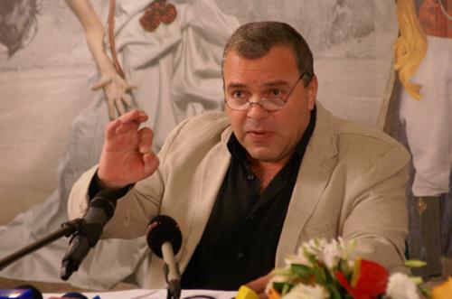 Constantin Chirac, President of the Subiu International Theatre Festival