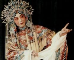 The Drunken Concubine, acted by Mei Lan-Fang