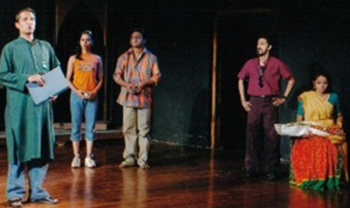 A scene from 'Sad Story of a Dalit Girl'