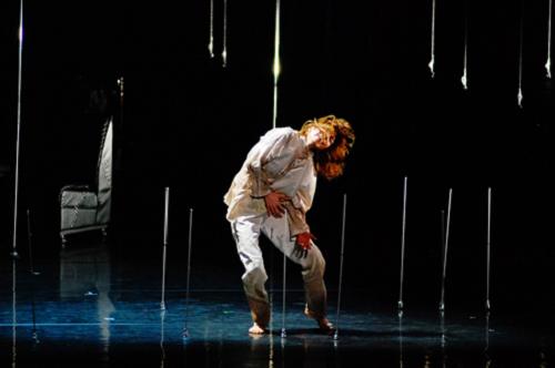 Naoko Shirakawa in Wunerbare Mandarin, dir. H. Art Chaos, 2005 © Etsuko Matsuyama