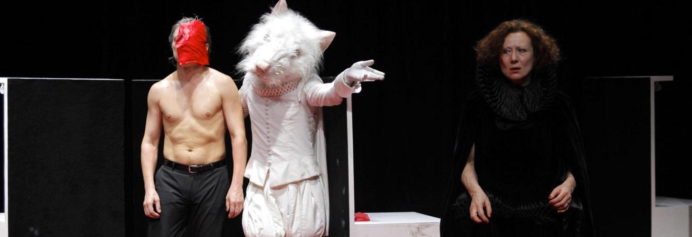 Hamlet directed by Oskaras Korsunovas