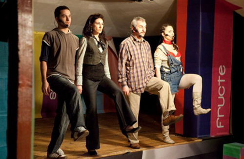 SUPERMARKET - musical by Theo Herghelegiu