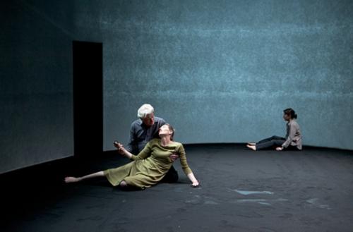 Jours souterrains d'Arne Lygre. Mise en scène Jacques Vincey. Au Studio Théâtre à Vitry, 2011 Photo courtesy of Clair Amchin
