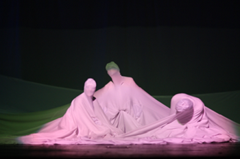 Lobby, écrit par Arash Abbasi, mis en scène par Bita Elahian.