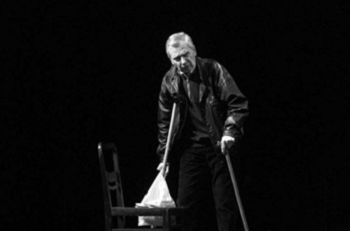 The Woods Glitter, written by Milena Marković, directed by Tomi Janežič, Atelje 212, Belgrade