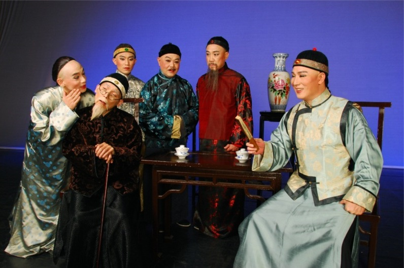 The First Family [Ching Dynasty Peking Opera]; directed by Ma, Bao-Shan; premiered on 2008/09/11 at Taipei Zhongshan Hall; photo © Lin, Rung-Lu