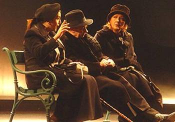 Heldenplatz, written by Thomas Bernhard, directed by Dejan Mijač, Atelje 212, Belgrade