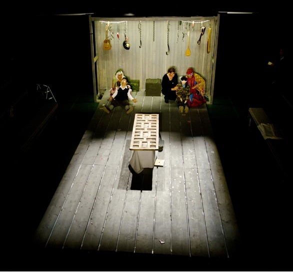 The Chronic Life, by Eugenio Barba: Odin Theatret, 2011. Odin Theatret Archives © Jan Rüsz