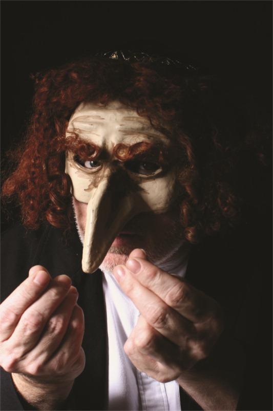 Guy Masterson in Shylock