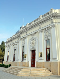 The Abdulla Shaig Puppet Theatre in Baku.
