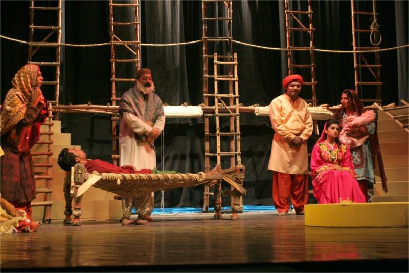 Ajoka Theatre, Chak Chakar