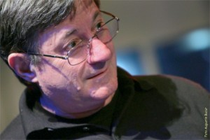 Ion Caramitru, Romanian actor, director and general manager of the National Theater in Bucharest