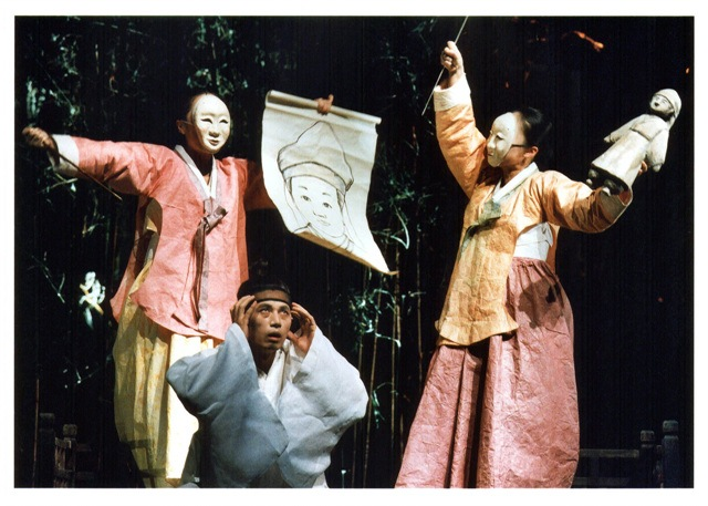Scene from Problematic Person, King Yeon-San. Directed by Lee Yun-Taek