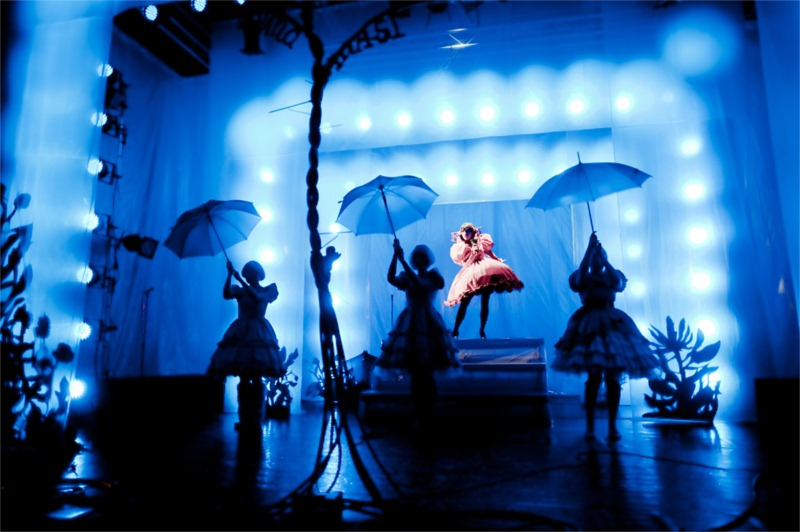 Dona Rosita in the Estonian Von Krahl theatre. © Gabriela Liivamägi