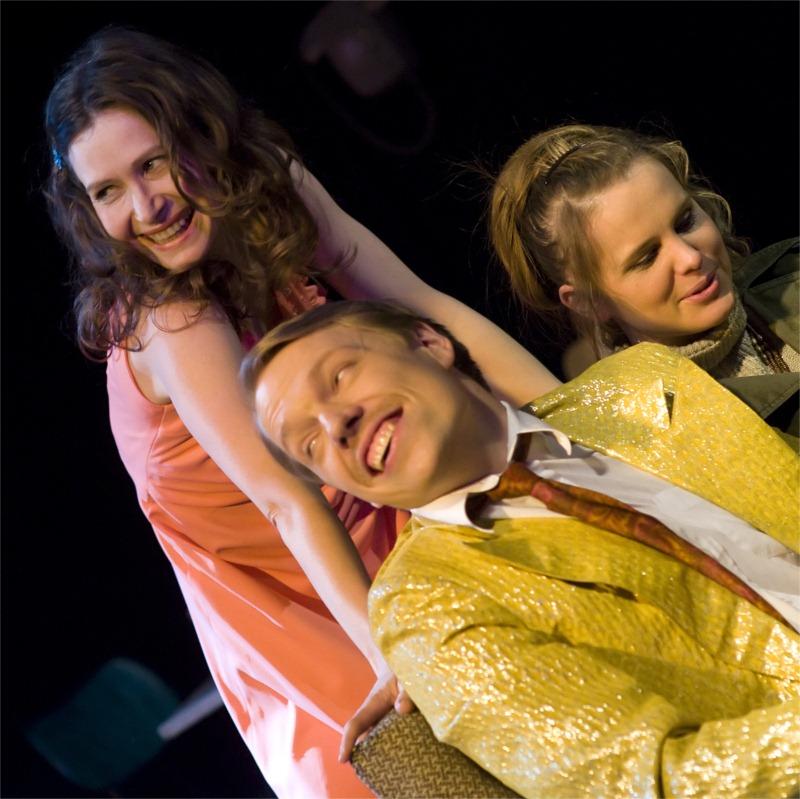 The Blossoming in Estonian Drama Theatre. © Mats Õun