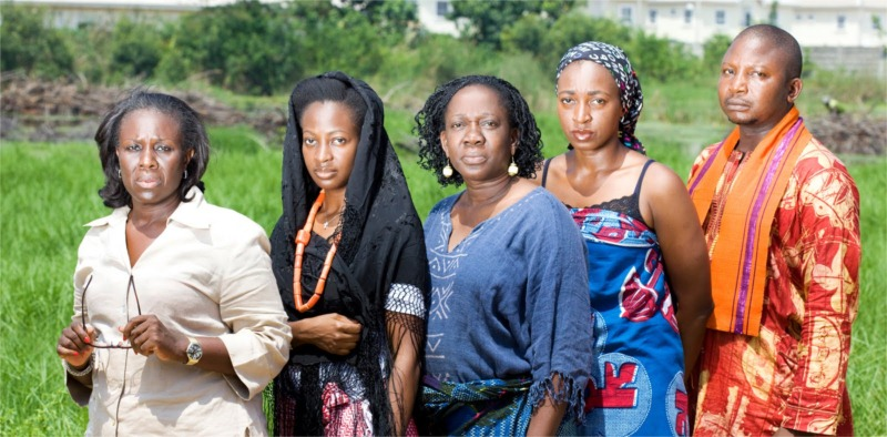 """""""Little Drops,"""" written and directed by Ahmed Yerima, produced by Today's Woman in association with Lufodo Productions in Lagos, Nigeria, November 2010 © Courtesy of Today's Woman."""