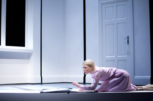 Cate Blanchett as Lotte in Sydney Theatre Company's Big and Small.