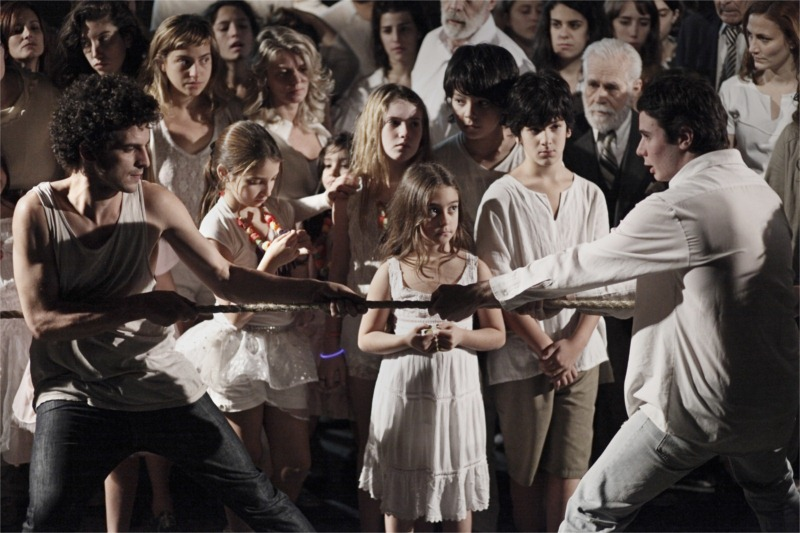 """""""Las Multitudes,"""" directed by Federico León. © Sebastián Arpesella"""
