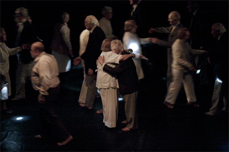 "Crowd scene from ""Las Multitudes,"" directed by Federico León. © Sebastián Arpesella"