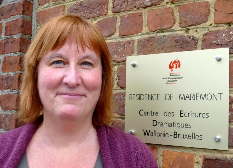 Suzie Bastien © Le Centre des Ecritures Dramatiques Wallonie-Bruxelles
