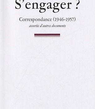 Albert Camus-Michel Vinaver : S'engager ?